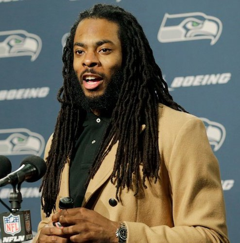 NFL superstar Richard Sherman lays out 3 issues with crypto trading