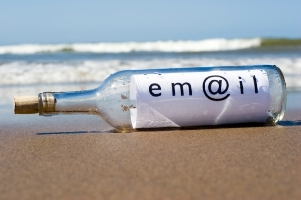 Marketing e-mail may be getting less annoying to consumers